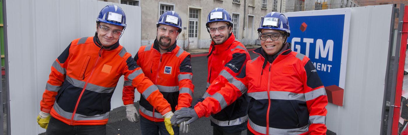 GTM Bâtiment - collaborateurs recrutement