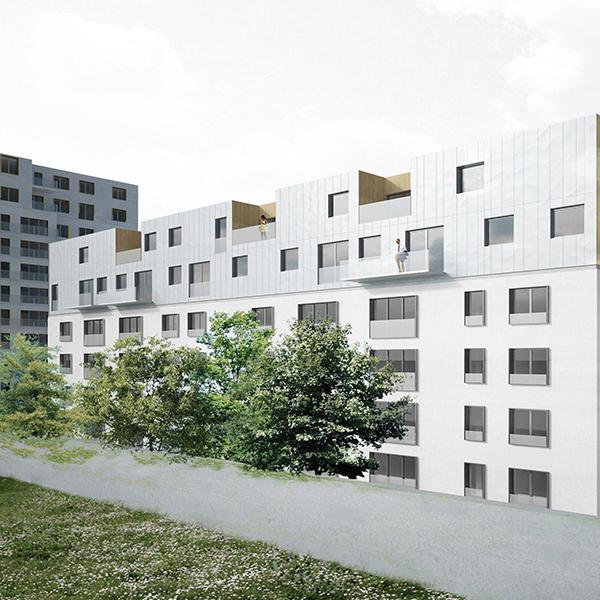 GTM Bâtiment - rue daubervilliers